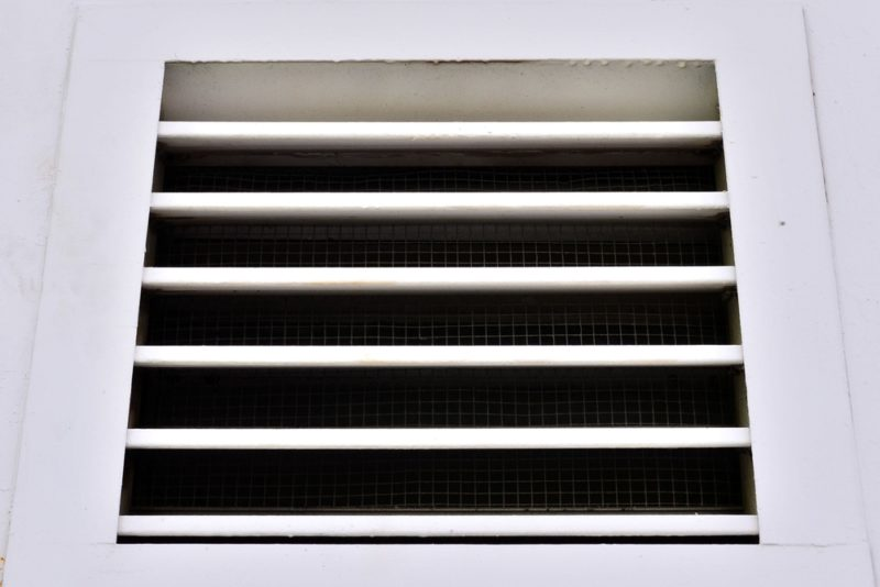Should I be Worried There are Water Stains Around my AC Vents?